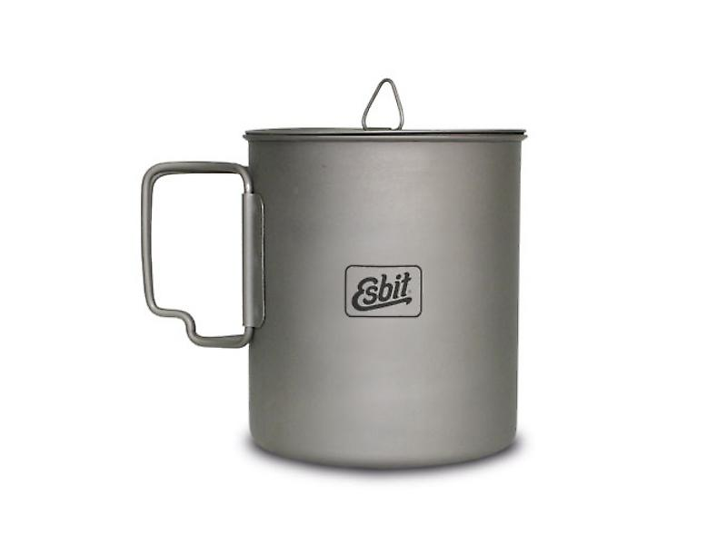 Esbit 750ml titane Pot PT750-TI