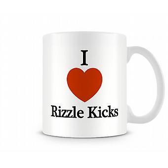 I Love Rizzle Kicks Printed Mug