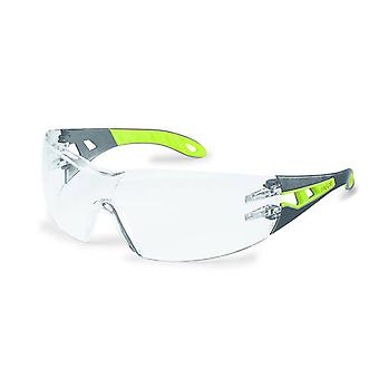 Uvex 9192-720 Pheos Small Clear Supravision HC-AF Safety Spectacles