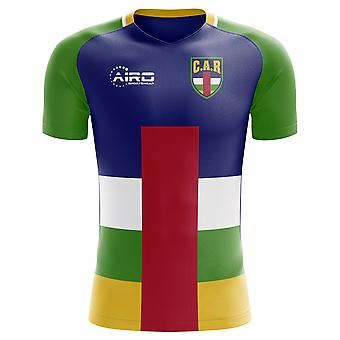 2018-2019 Central African Republic Home Concept Football Shirt