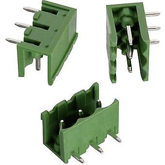 Würth Elektronik Pin obudowa - PCB 312 całkowita liczba pinów 4 kontakt odstępy: 5.08 mm 691312510004 1 szt.