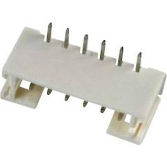 JST Built-in pin strip (standard) PH Total number of pins 8 Contact spacing: 2 mm B8B-PH-SM4-TB (LF)(SN) 1 pc(s)