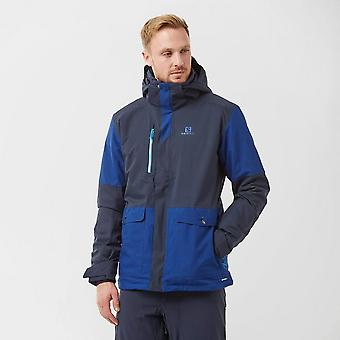 Salomon Men's Stormtrack Ski Jacket