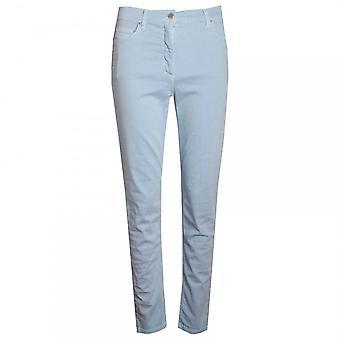 Betty Barclay Women's Straight Leg Cotton Trousers