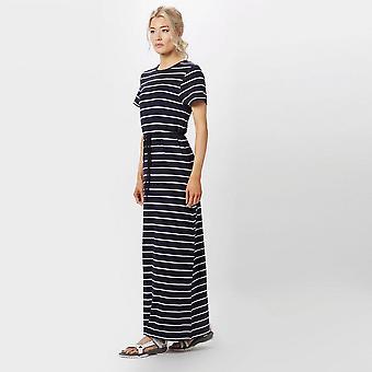 Brakeburn Women's Striped Maxi Dress