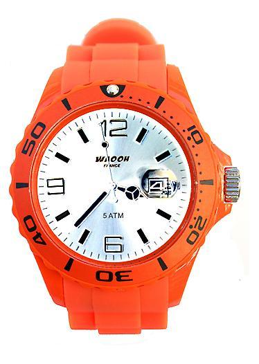 Waooh - Watch MONACO 42 Color Wristband