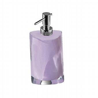 Gedy Twist Soap Dispenser Lilac 4681 79