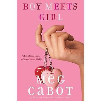Boy Meets Girl T by Meg Cabot - 9780060085452 Book