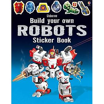 Build Your Own Robots Sticker Book by Simon Tudhope - Reza Ilyasa - 9