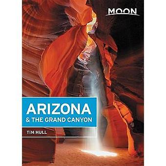 Moon Arizona & Grand Canyon (fjortonde upplagan) av månen Ariz