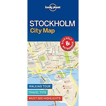 Stockholm City Map by Stockholm City Map - 9781787014480 Book