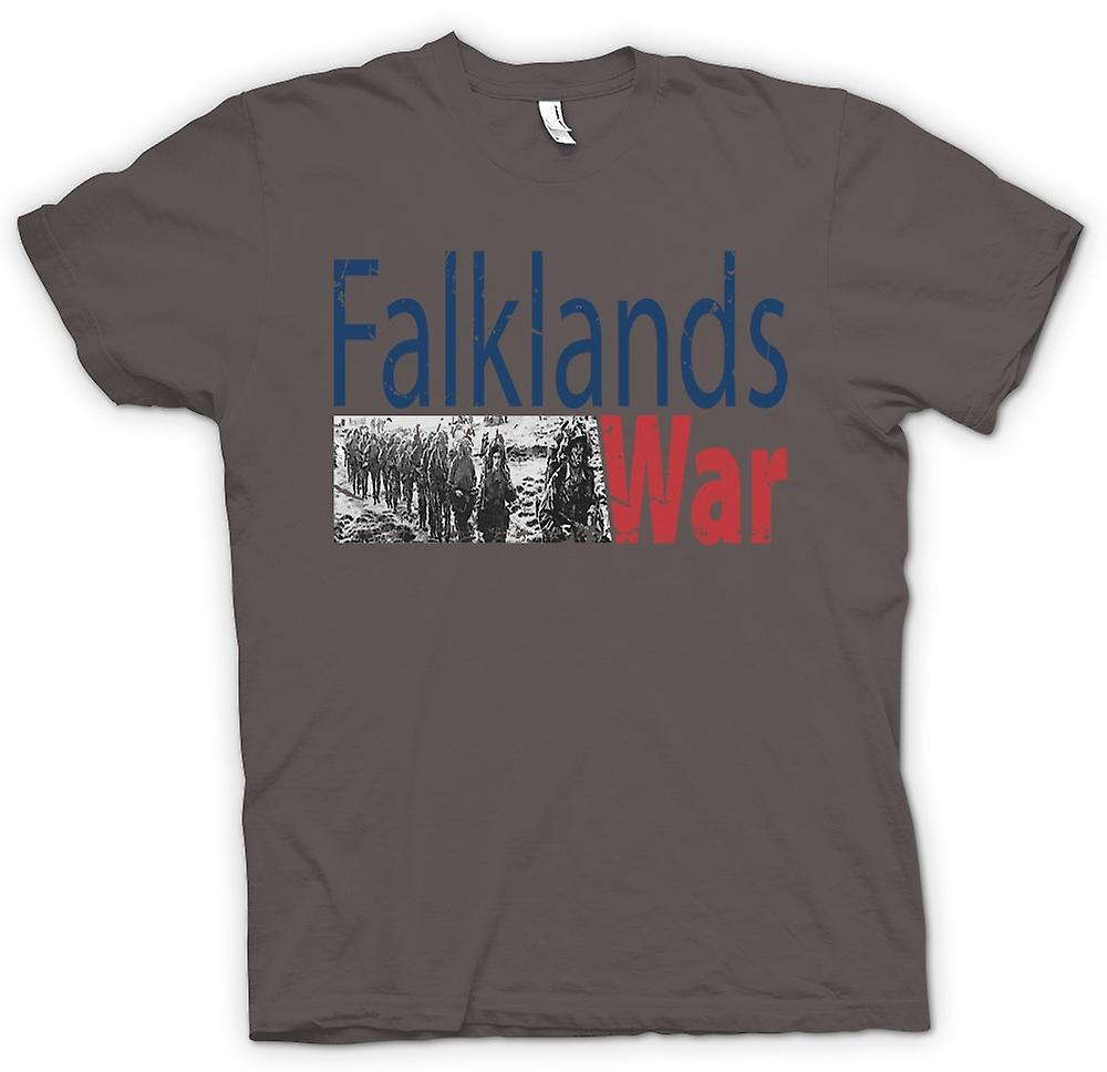 Womens T-shirt - Falklands War - Marines Para