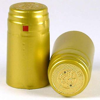 Shrink Capsules - Gold