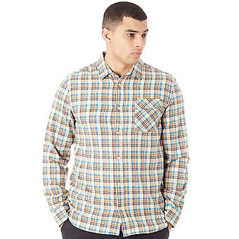 Etnies Natural Axel Flannel Long Sleeved Shirt