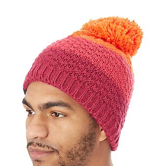 Buff Pink Cerisse-Mardi Grape Tizzy Beanie