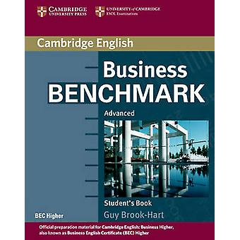 Business Benchmark Advanced Student's Book BEC Edition by Guy Brook-H