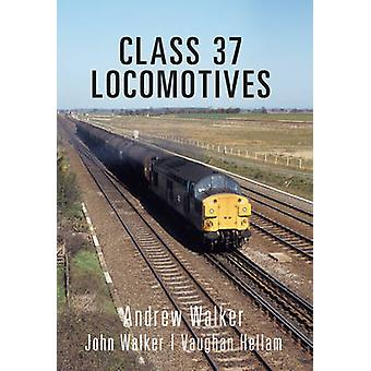 Classe 37 locomotive da Andrew Walker - John Walker - Vaughan Hellam