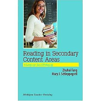 Reading in Secondary Content Areas: A Language-based Pedagogy (Michigan Teacher Training)