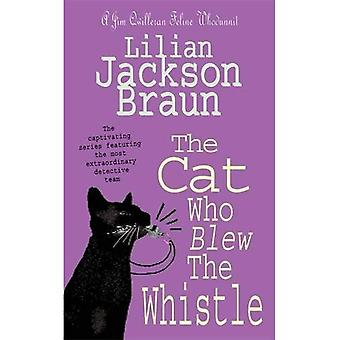 The Cat Who Blew the Whistle (A Jim Qwilleran Feline Whodunnit)