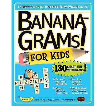 Bananagrams! Pour les enfants