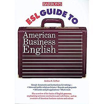 Barron's Esl Guide till amerikansk engelska