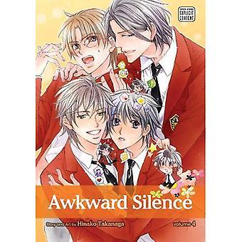 Awkward Silence Volume 4