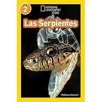 Las Serpientes (National Geographic Leser: Stufe 2)