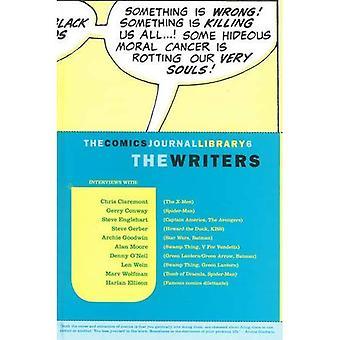 Comics Journal biblioteket: Författarna