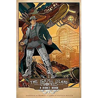 The Jekyll Island Chronicles (Book Two) A Devil's Reach