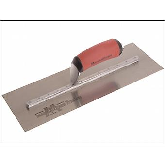 MXS73D CEMENT TROWEL 14IN X 4.3/4IN - DURASOFT HANDLE