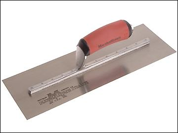 Marshalltown MXS73D Cement Trowel DuraSoft Handle 14in x 4.3/4in