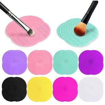 Effectief reinigt make up borstels