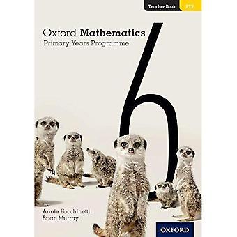 Programme de Oxford mathématiques primaire enseignant livret 6
