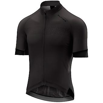 Altura Black 2019 Race Short Sleeved Cycling Jersey