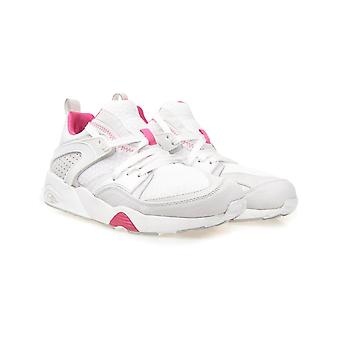 Puma Blaze Of Glory Cream Mesh Evolution - White