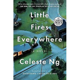 Little Fires Everywhere by Celeste Ng - 9780525498773 Book