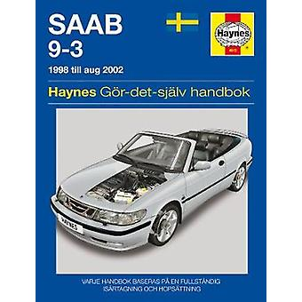 Saab 9-3 (Swedish) Service and Repair Manual - 9780857339621 Book