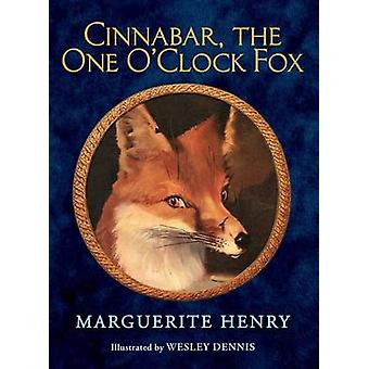 Cinnabar - the One O'Clock Fox by Marguerite Henry - Wesley Dennis -