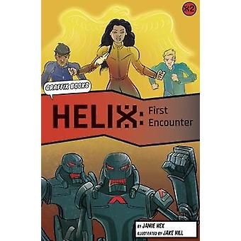 First Encounter [Graphic Reluctant Reader] by Jamie Hex - 97818488631