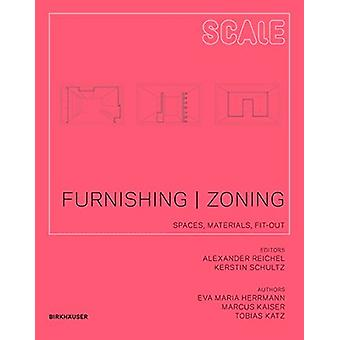 Furnishing - Zoning - Spaces - Materials - Fit-out by Eva Herrmann - 9