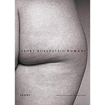 Humans - Photographs by Henry Horenstein - 9783936636031 Book