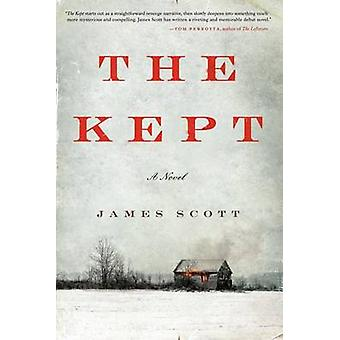 The Kept by James Scott - 9780062236739 Book