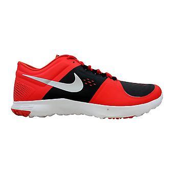 Nike FS Lite Trainer Black/Metallic Silver-Light Crimson 615972-007 Men's