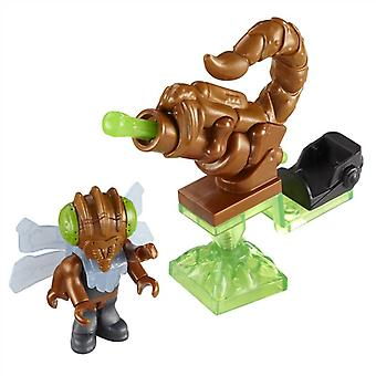 Construct-a Bugz Firing Cannon Bee Rider