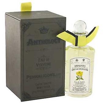 Eau de verveine av Penhaligon ' s Eau de Toilette Spray (unisex) 3,4 oz (herrar) V728-515008