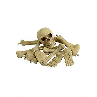 Bone set decoration Halloween bones skeleton Kit