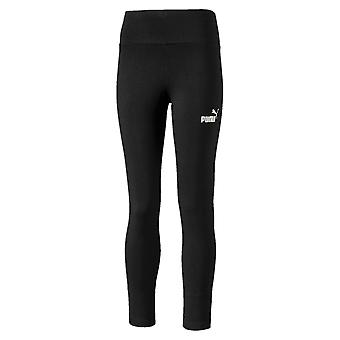 Puma Amplified Kids Girls Sports Running Fitness Legging Black