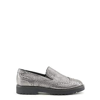 Made In Italia  Women Grey Flat shoes -- LUCI694832