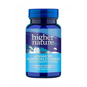 Higher Nature Advanced Nutrition Complex Tablets 30 (en anglais)