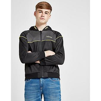 New McKenzie Boys' Paren Zip Through Hoodie Black